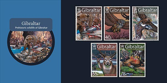 Prehistoric Wildlife of Gibraltar
