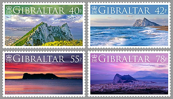 Panoramic Views of Gibraltar