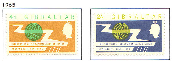 1965 Centenary of ITU