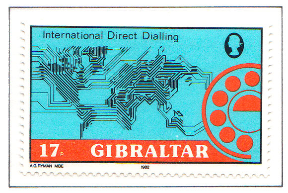 1982 International Direct Dialing