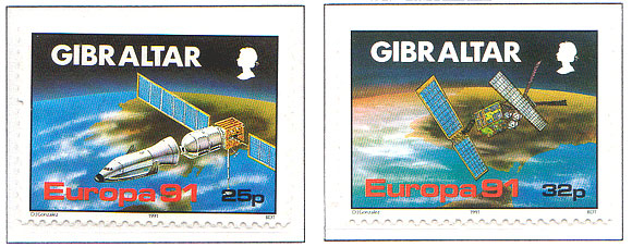 1991 Europa - Space
