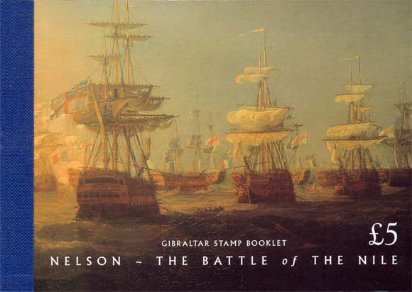 Nelson, Battle of the Nile