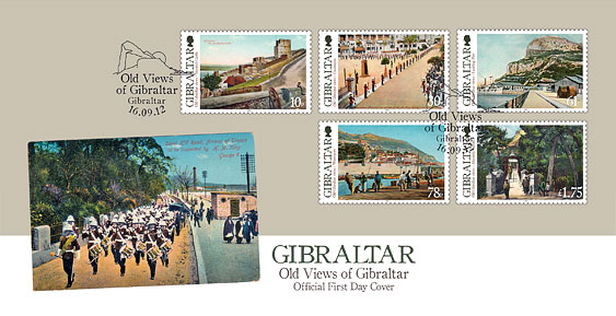 Old Views of Gibraltar II