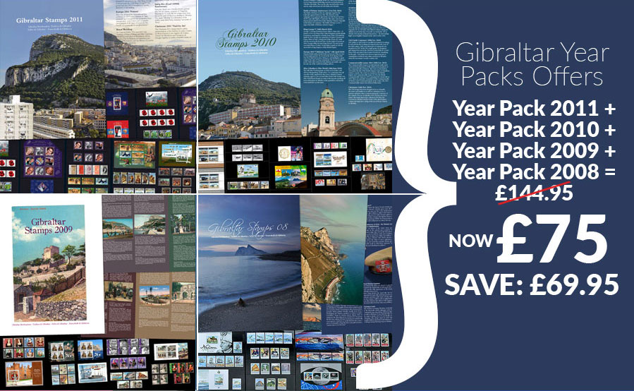 Year Packs 2008 to 2011 Offer
