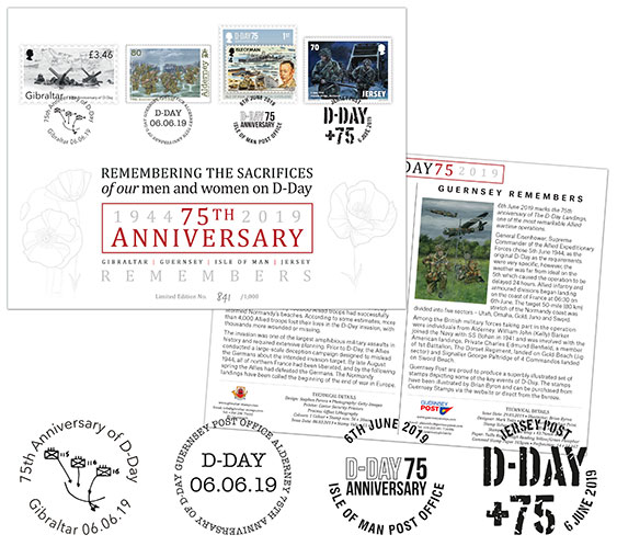 LIMITED EDITION D-Day Cover