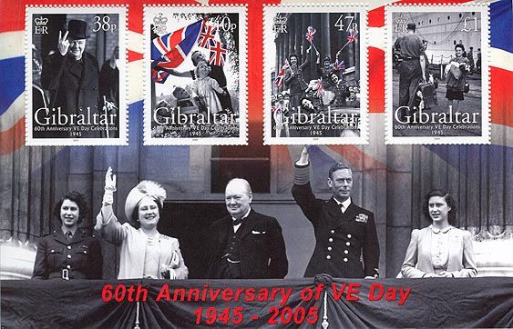60th Anniversary of VE Day