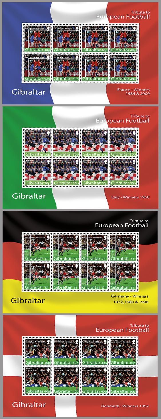 Tribute to European Football