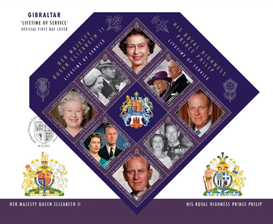 HM QE II, Prince Philip 'Lifetime of Service'
