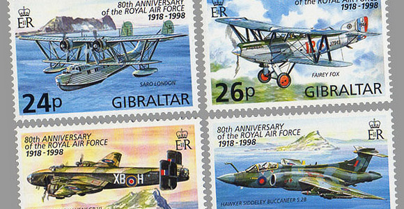 80th Anniversary of the RAF