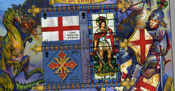 1700th Ann. St George