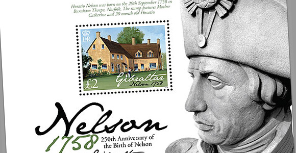 250th Anniversary of the Birth of Nelson