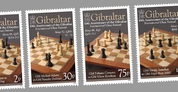 Gibraltar Chess festival 10th Ann