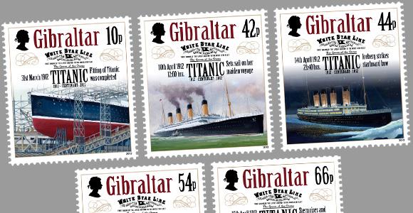 NEW Titanic Centenary 1912-2012