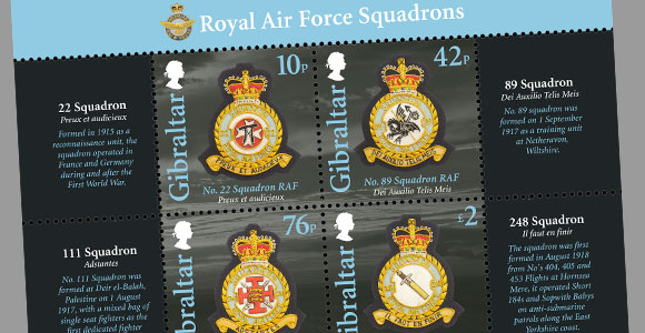 RAF Squadrons (Issue 1)