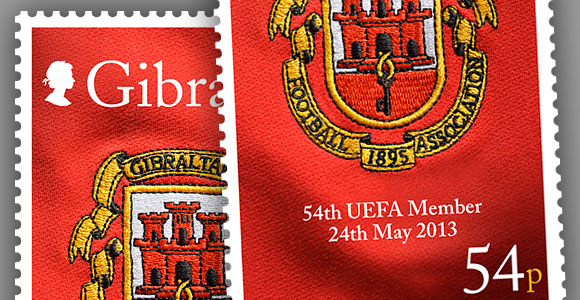 Gibraltar, 54th Member of UEFA