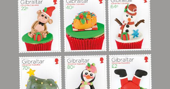 christmas 2017 cupcakes