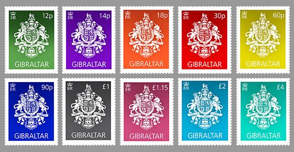 直布罗陀6月1日发行2020版普通邮票